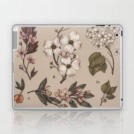 Flowering Spring Trees Laptop & iPad Skin