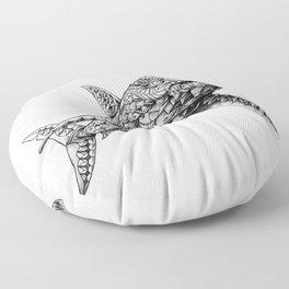 Great White Floor Pillow