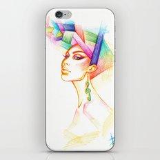 Cleo iPhone & iPod Skin