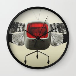 The truth is dead 12 Wall Clock