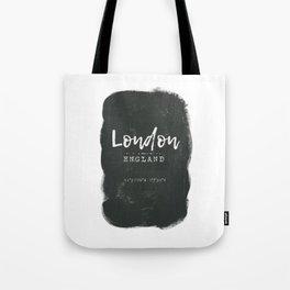 London Minimal I Tote Bag