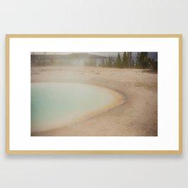Hot Pot Framed Art Print