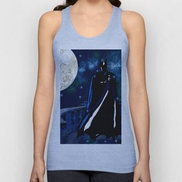 DON'T FEAR THE NIGHT FEAR THE KNIGHT Unisex Tank Top