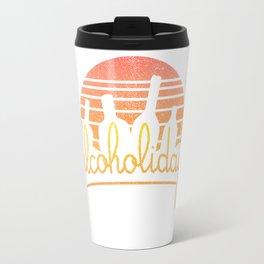 Alcoholiday Travel Mug