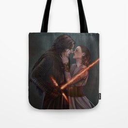 Our love could start a war Tote Bag