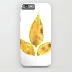 Fall Leaf #1 Slim Case iPhone 6s