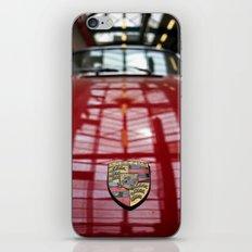 Porsche 911 / I iPhone Skin