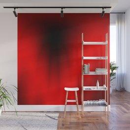Regal Red Splash Wall Mural