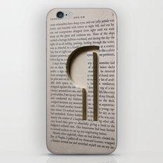 Paragraph Indentation iPhone & iPod Skin