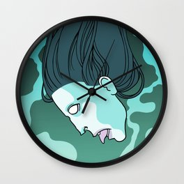 gaaah Wall Clock