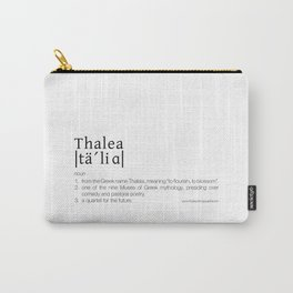 Thalea String Quartet Carry-All Pouch