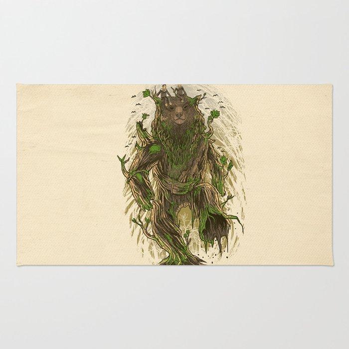 Treebear Rug