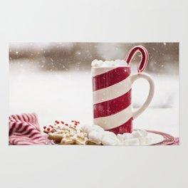 winter_christmas_atmosphere Rug