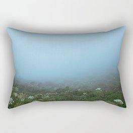 Fog-get About It Rectangular Pillow