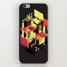 Utopia in Six or Seven Colors iPhone & iPod Skin
