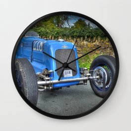 Frazer Nash racing Car Wall Clock