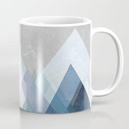 Graphic 107 X Blue Coffee Mug