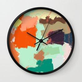 Ambience 040 cicicocolors Wall Clock