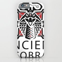 Ancient Cobra iPhone Case