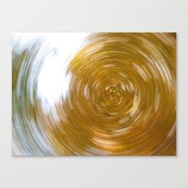 Canopy Kaleidoscope Canvas Print