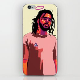 Jermaine Cole iPhone Skin