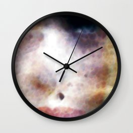 Moth 1 Wall Clock
