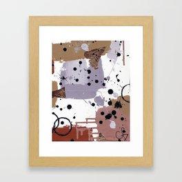 Art Cart Framed Art Print