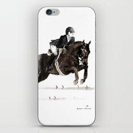 Horse (Jumper II) iPhone Skin