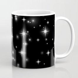 Stars In The Night Design Coffee Mug