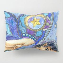 Mondmottenfee Pillow Sham