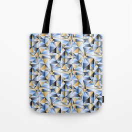 Food Triangle Tote Bag