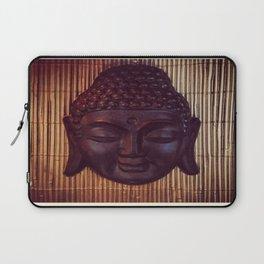 vintage buddha Laptop Sleeve