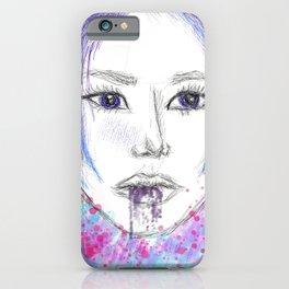 Colorful Margo iPhone Case