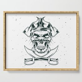 Pirate Serving Tray