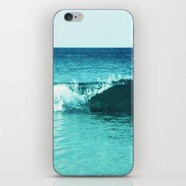 Summer Wave iPhone Skin