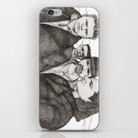 u2 iPhone & iPod Skins featuring Joshua Tree by Paul Nelson-Esch Art