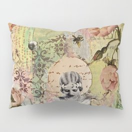 Waiting For Her Moment Pillow Sham