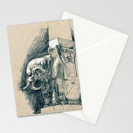 Obelisco della Minerva Stationery Cards