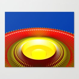 THE SPOTLIGHT Canvas Print