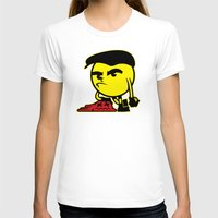 pac man T-shirts featuring Pac-Man by La Manette