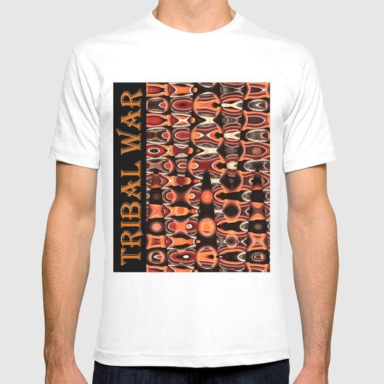 Tribal War T-shirt