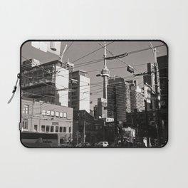 Queen Street, Toronto Laptop Sleeve