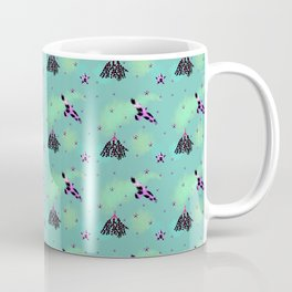 Crows and berries Coffee Mug