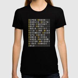 Alpha-Bravo-Charlie T-shirt