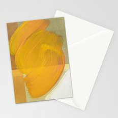orange one Stationery Cards