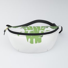 Veggies Maybe Broccoli Doesn't Like You Either Fanny Pack