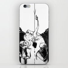 consumed iPhone Skin