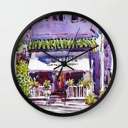 20160403 Cugini Club Street Wall Clock