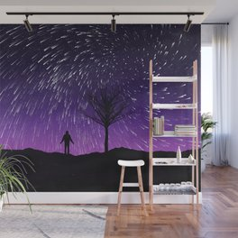 Fall into Me Wall Mural