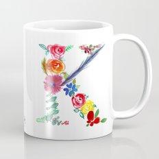 monograms - K Mug